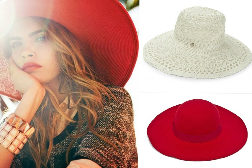 Летние шляпы. Какую шляпу выбрать на лето?