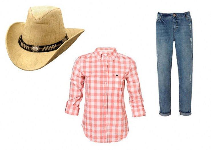 С чем носить различные виды шляп