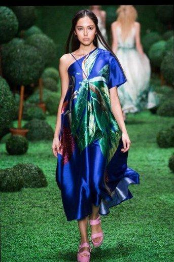 Лучшие показы российских Недель моды