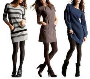 Модные свитера 2012