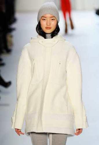 Модный тренд - белый цвет зимы 2012-2013