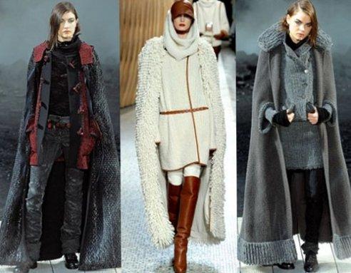 Модные пальто осень-зима 2011-2012
