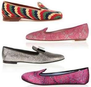 Модные слипперы: женские тапочки, вдохновленные мужским стилем
