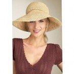 Пляжные широкополые шляпы