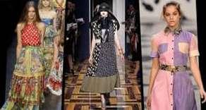 Принты печворк - модная тенденция летнего сезона