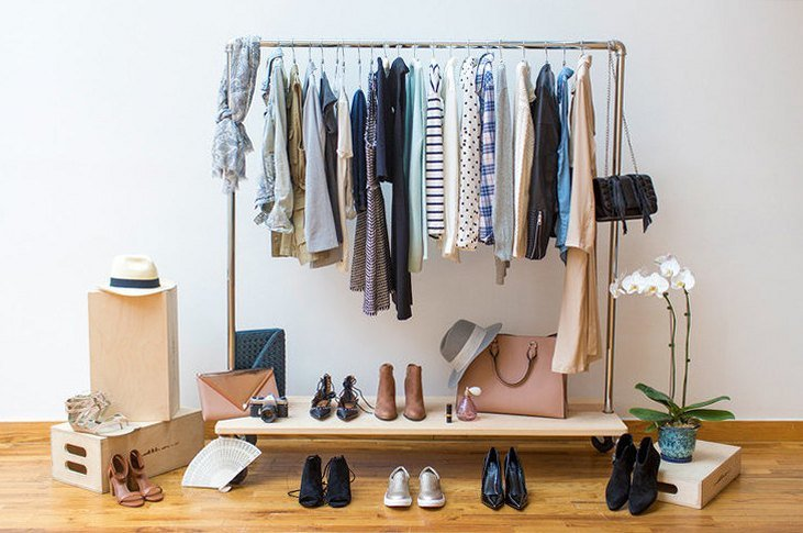 Правильный гардероб