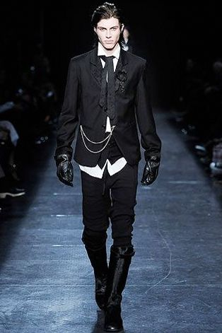 Стиль одежды Вампир