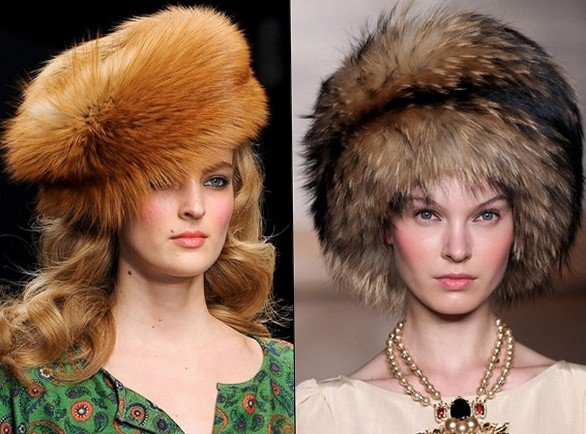 Тепло и стильно - тенденции женских шляп для осенне-зимнего сезона