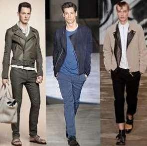 байкерские куртки