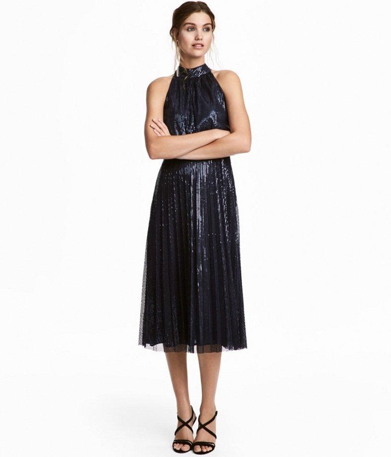 8 классных блестящих платьев для новогодней ночи — подборка 3