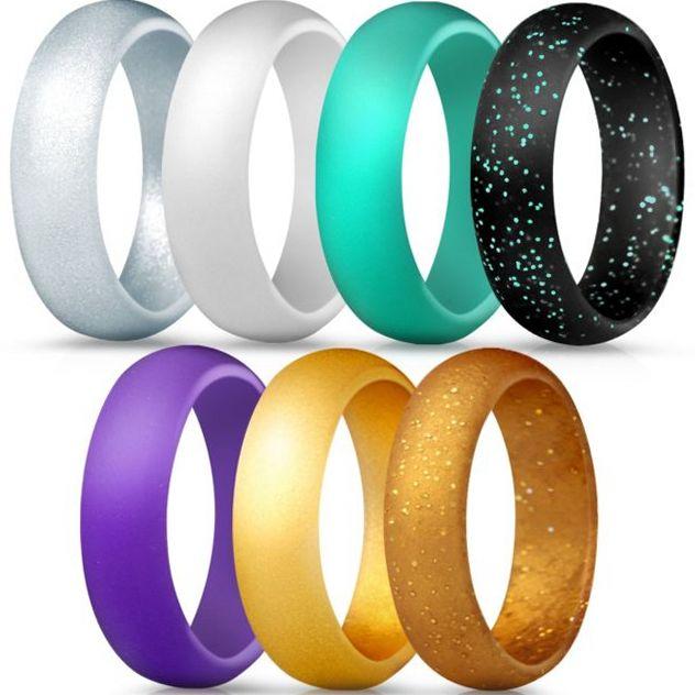 Чем заменить обычные обручальные кольца 5