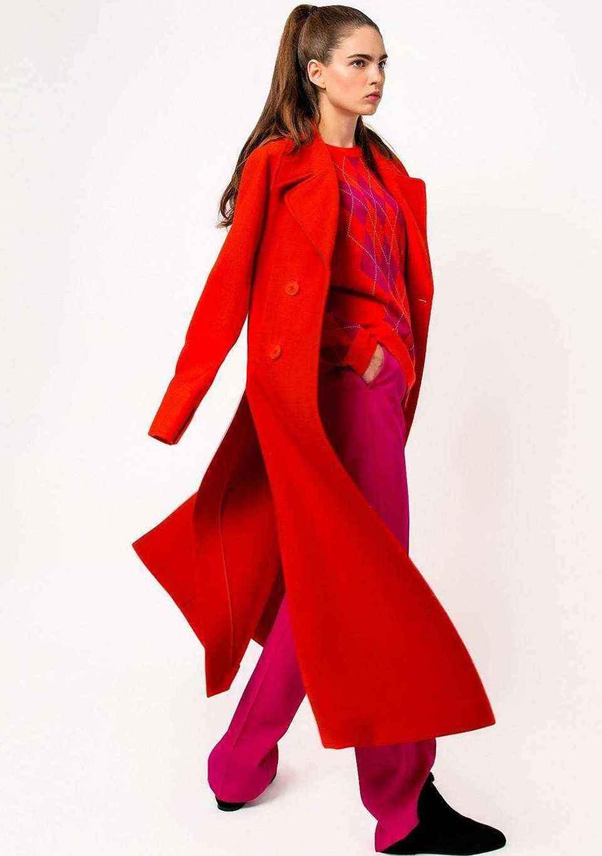Модные цвета для женщин -зима 2019 2
