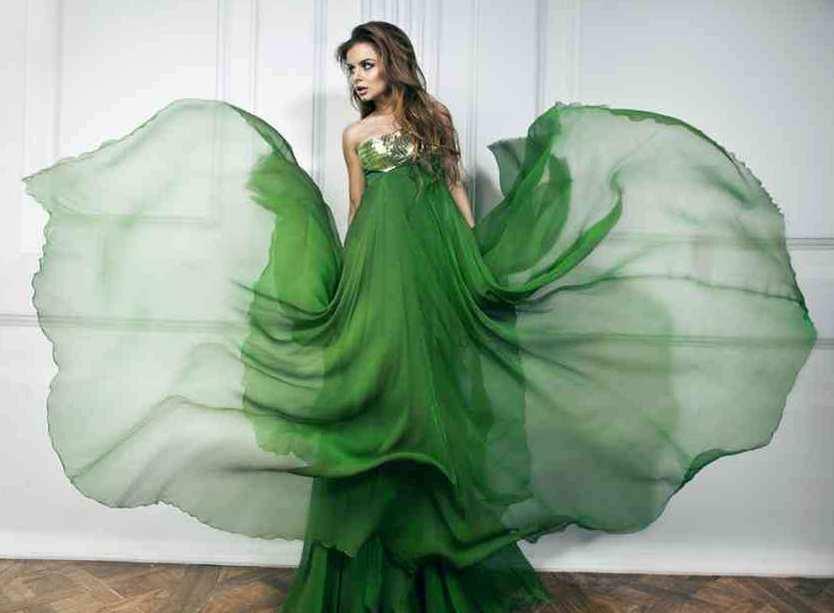 Модные цвета для женщин