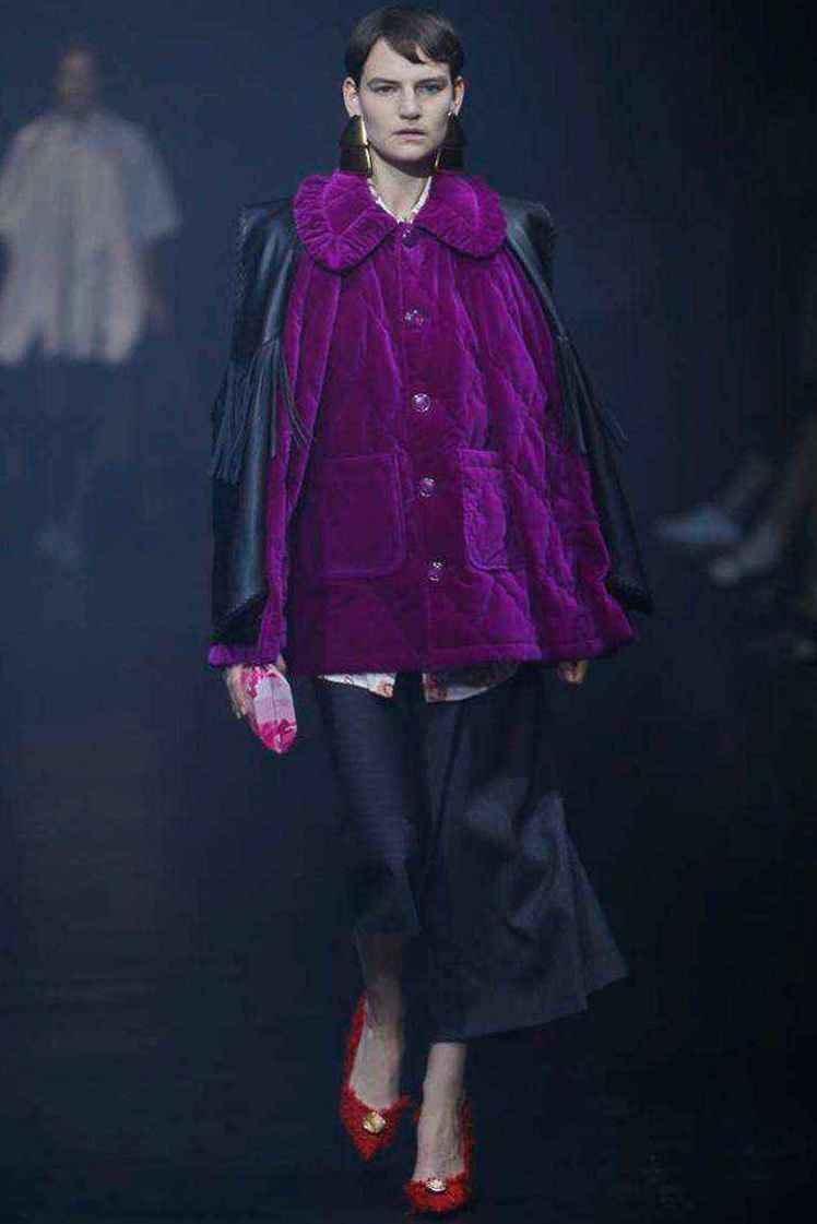 Модные цвета для женщин -зима 2019 5