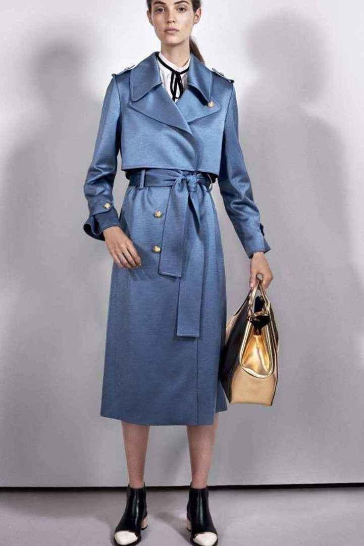 Модные цвета для женщин -зима 2019 6
