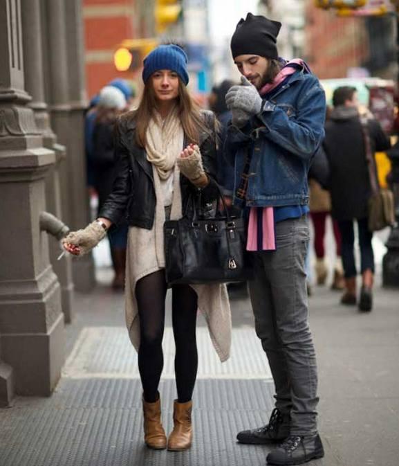 Мужские перчатки - не только для зимнего времени 4