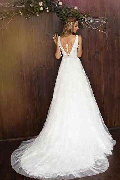 Платье с открытой спиной 10