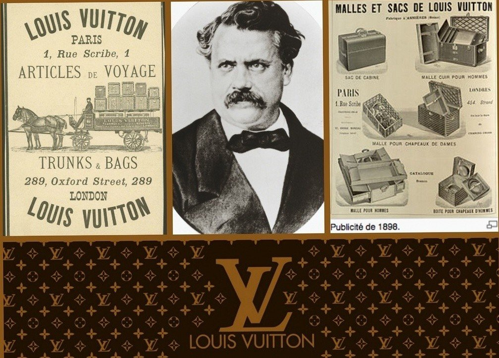 История компании Louis Vuitton 2