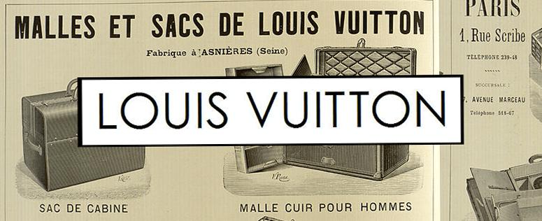 История компании Louis Vuitton 5