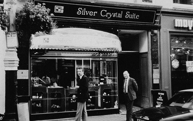 Swarovski - бриллианты в короне бижутерии 5