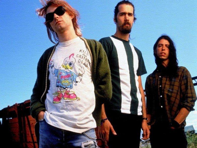 Стиль grunge