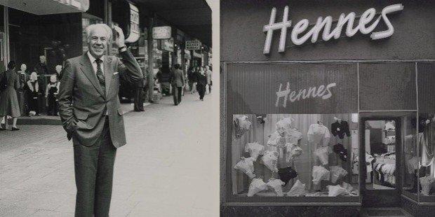 История бренда H & M