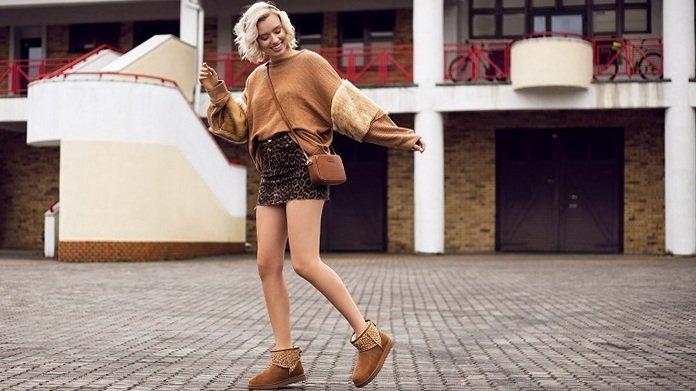 Угги. Самая теплая обувь в мире.