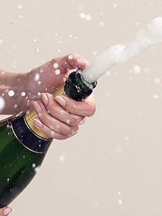 Польза шампанского. 8 преимуществ