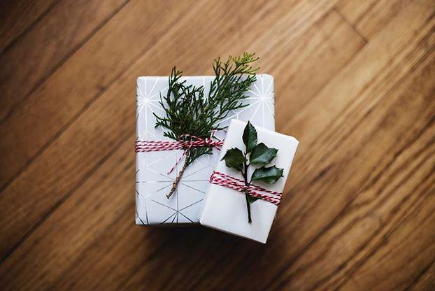 Оригинальный новогодний подарок для нее