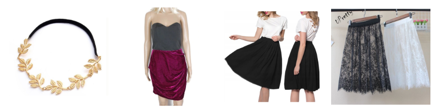 Стиль барокко в одежде