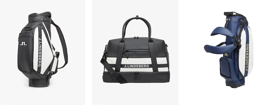 Брендовые мужские сумки J.LINDEBERG
