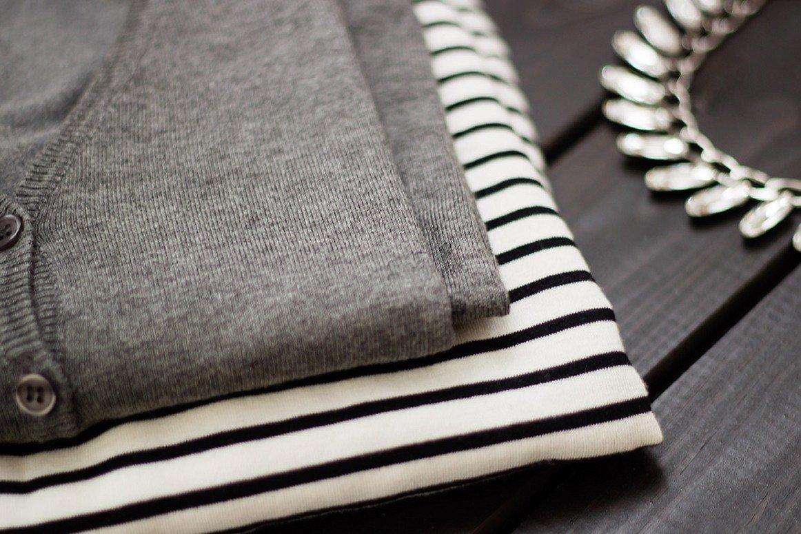 Разбор гардероба. Создаем модный гардероб