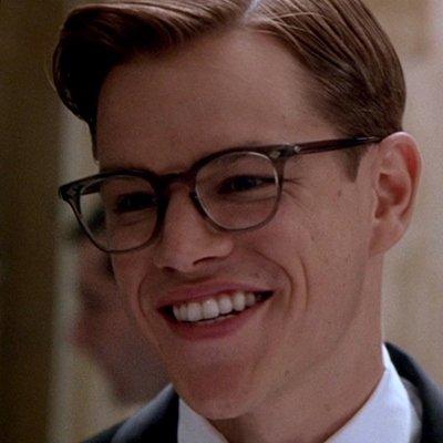 12. Модные очки. Тихий джентльмен