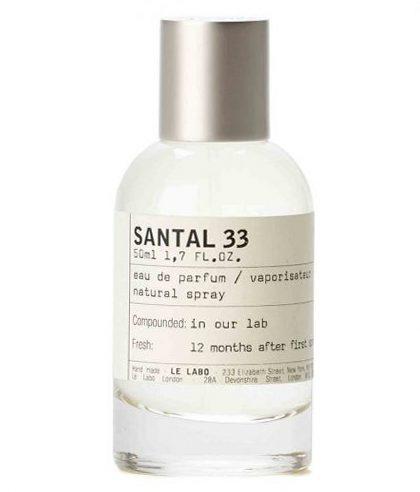Лучшие мужские ароматы. Le Labo Santal 33 EDP