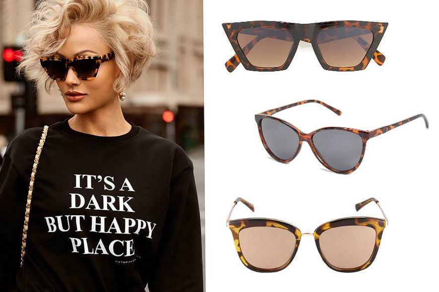 Модные очки. Чистое лето