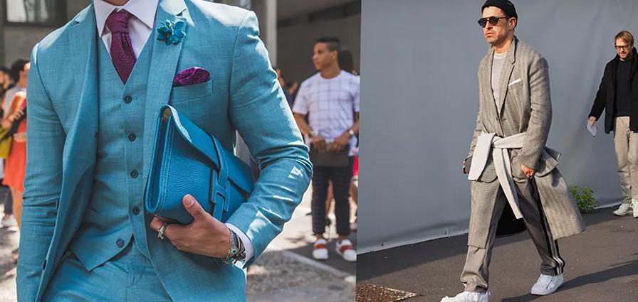 Мужская мода 2020