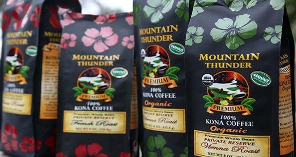 Самый дорогой кофе. Hawaiian Kona
