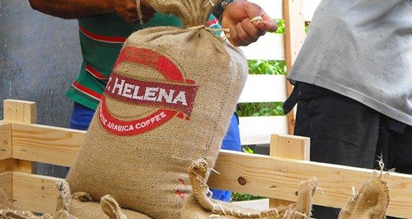 Самый дорогой кофе. St. Helena