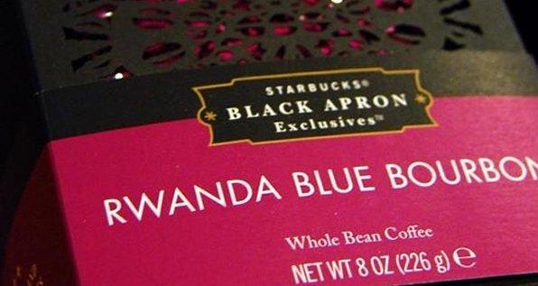 Самый дорогой кофе. Starbucks Rwanda Blue Bourbon
