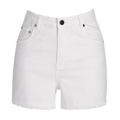 Джинсовые шорты на лето. Белоснежка