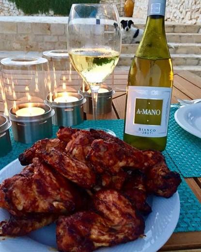 Выбираем идеальное вино на ужин. А-Мано Фиано-Греко Апулия