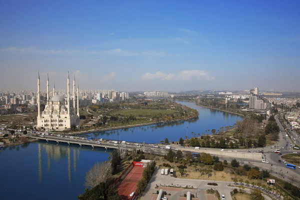 Лучшие курорты Турции. Адана