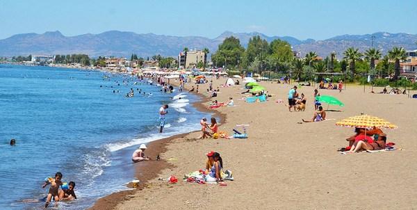Лучшие курорты Турции. Дикили