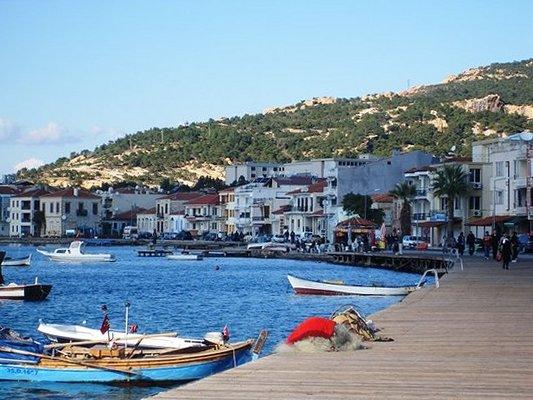 Лучшие курорты Турции. Фока