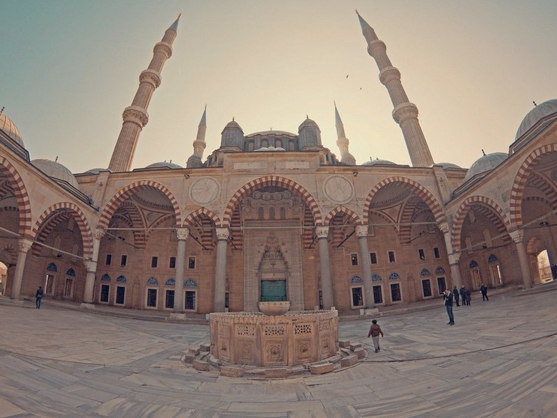 Лучшие курорты Турции. Фракия