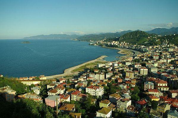 Лучшие курорты Турции. Гиресун