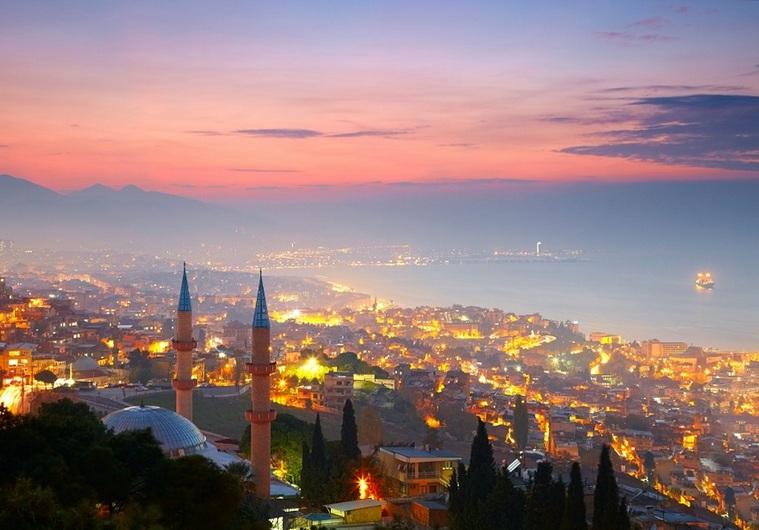 Лучшие курорты Турции. Измир