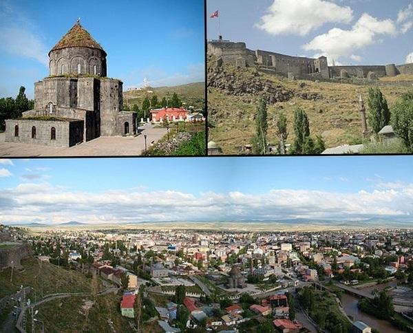 Лучшие курорты Турции. Карс