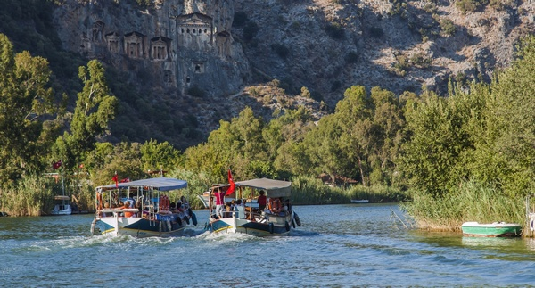 Лучшие курорты Турции. Круиз «Далянь»