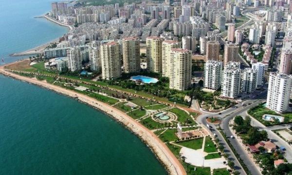 Лучшие курорты Турции. Мерсин